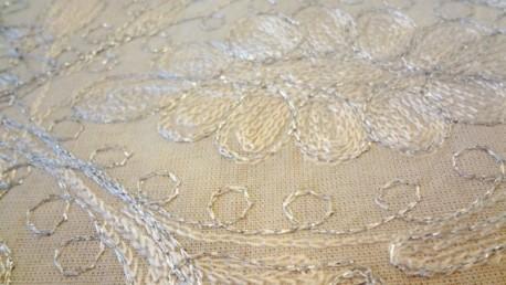 Syrian tablecloth