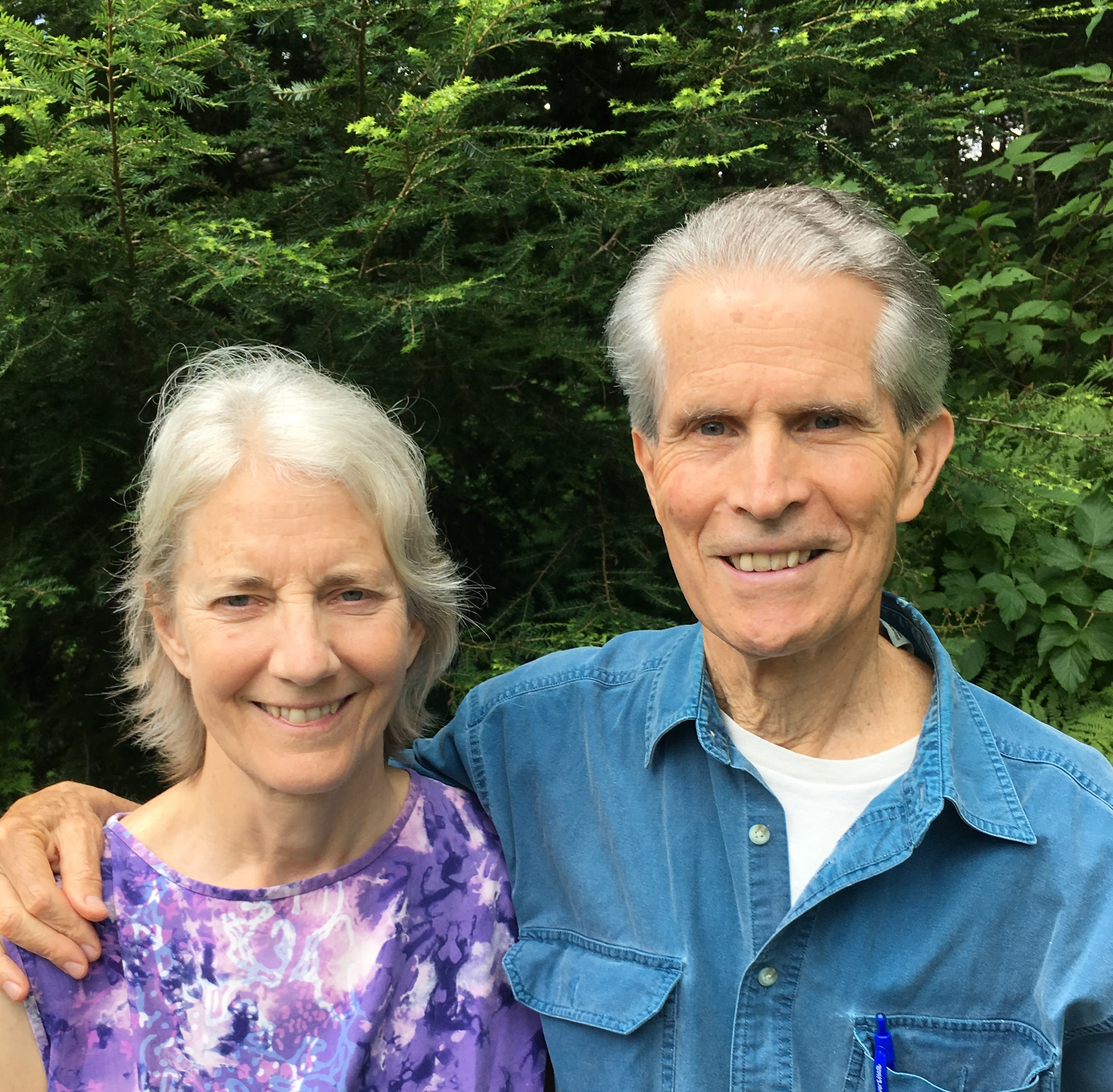Betsy & Randy - July 2019